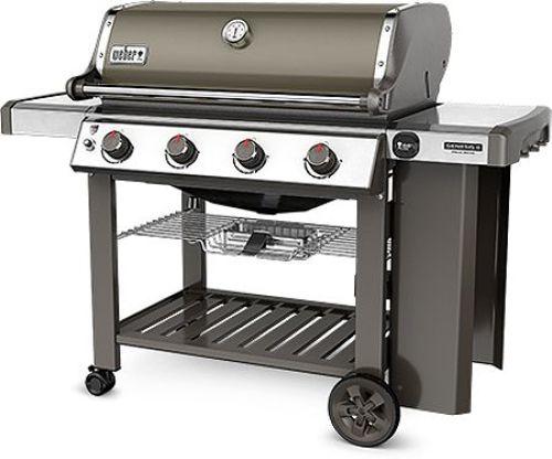 Weber Genesis II SE-410 Smoke Liquid Propane Outdoor Grill - 62050201
