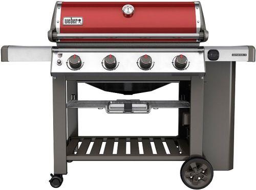 Weber Genesis II SE-410 Crimson Liquid Propane Outdoor Grill