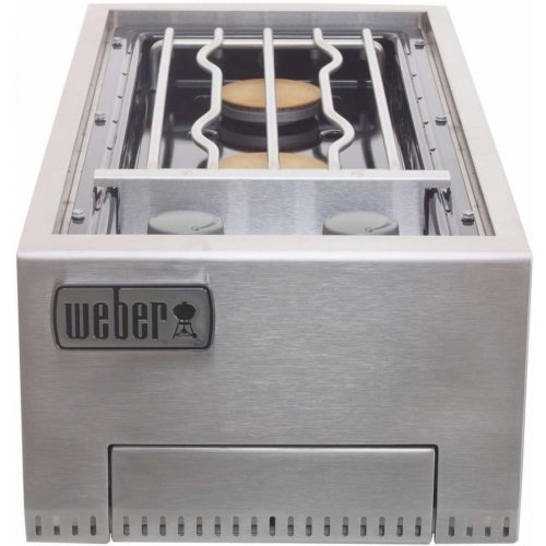 Weber 83003 Summit Built-In LP Side Burner