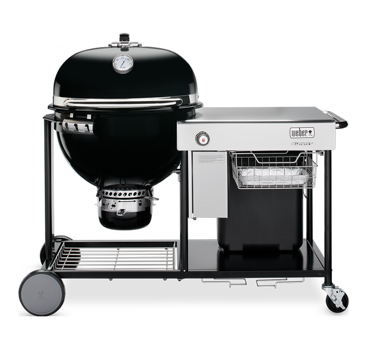 "Weber Summit 24"" Charcoal Grilling Center"