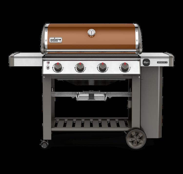 Genesis II E-410 Gas Grill