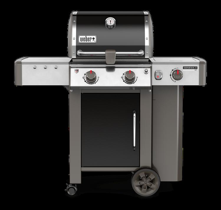 Genesis II LX E-240 Gas Grill