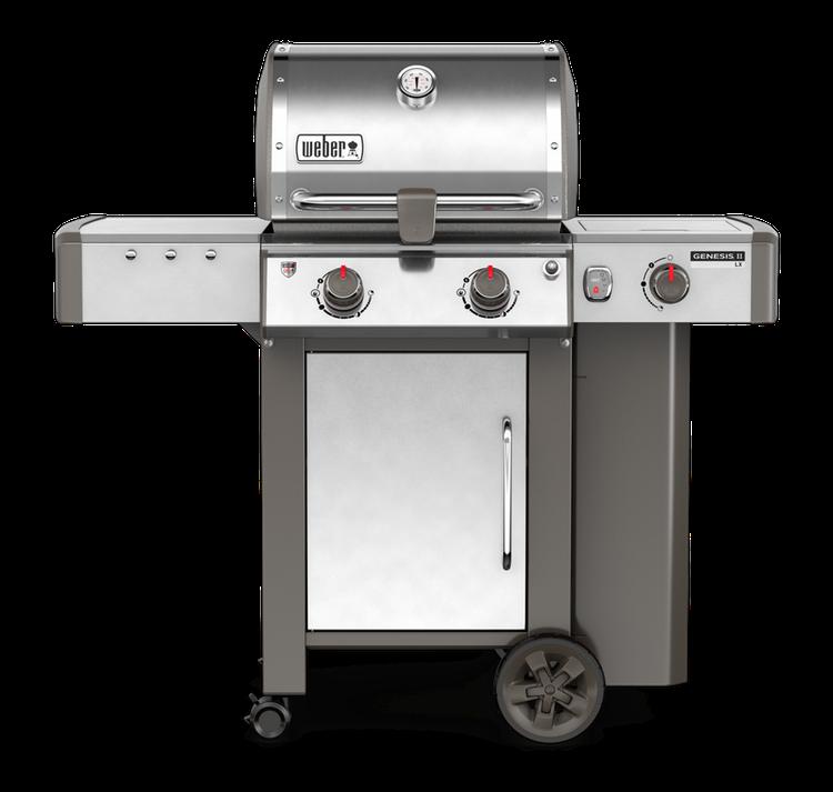 Genesis II LX S-240 Gas Grill