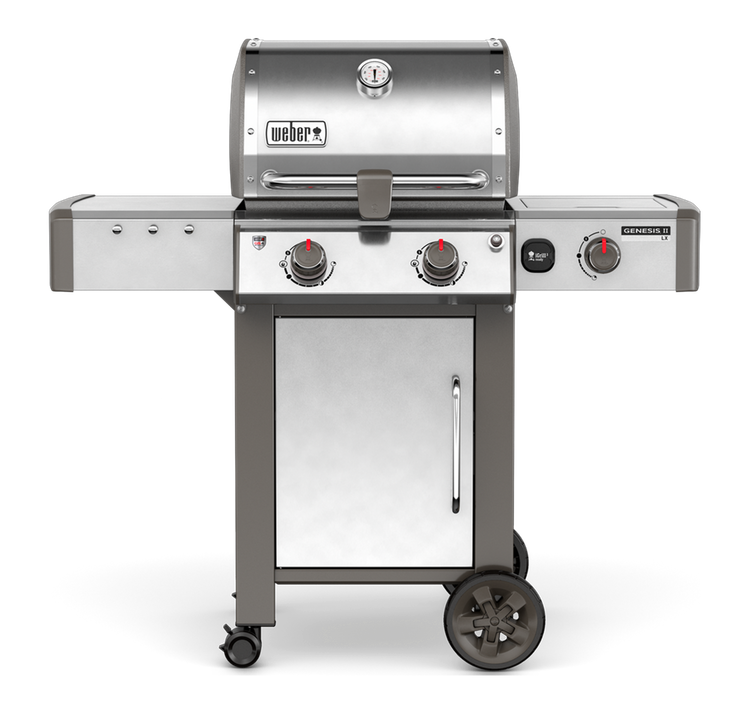 Genesis II LX S-240 Gas Grill (Natural Gas)