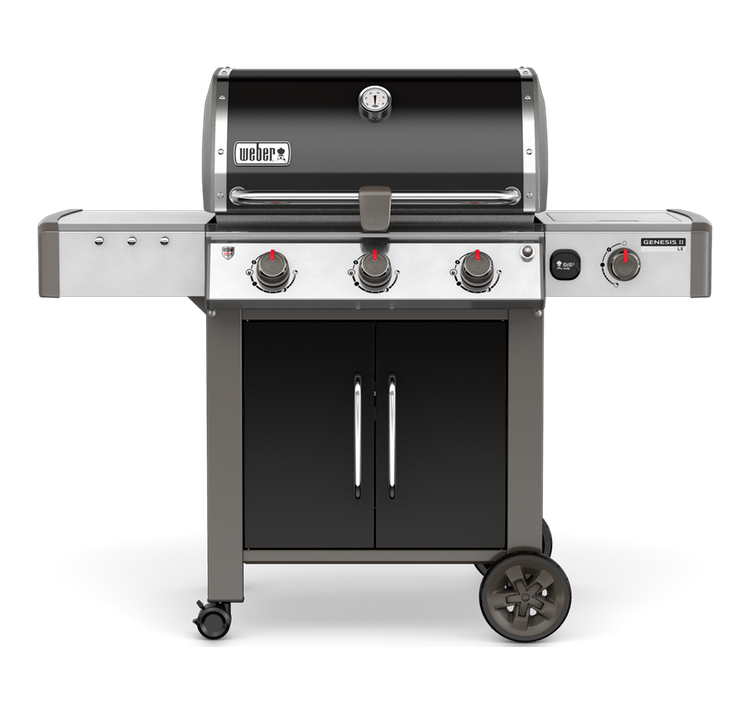 Genesis II LX E-340 Gas Grill (Natural Gas)
