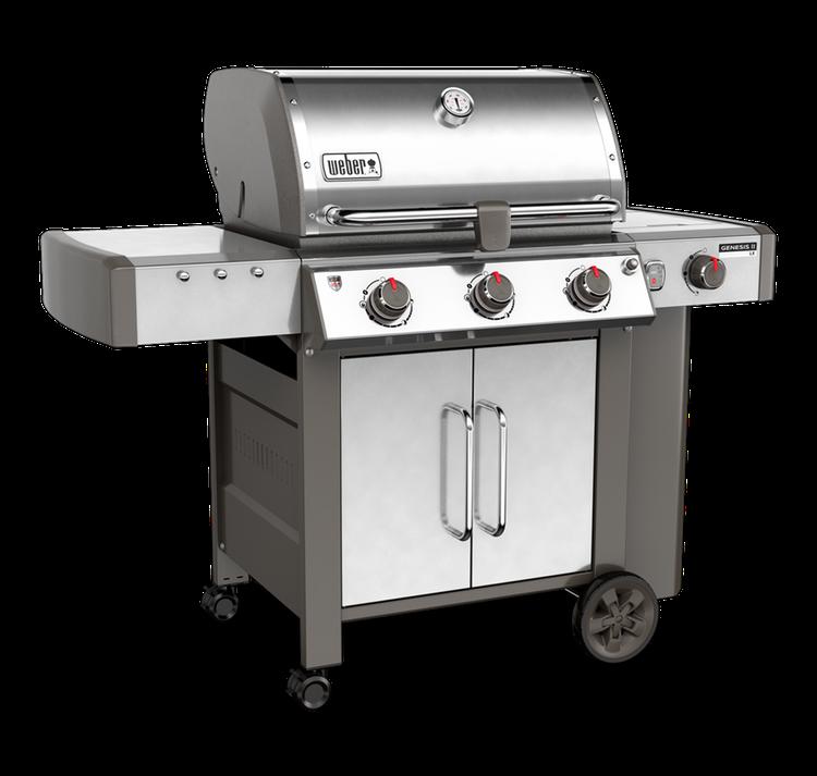 Genesis II LX S-340 Gas Grill