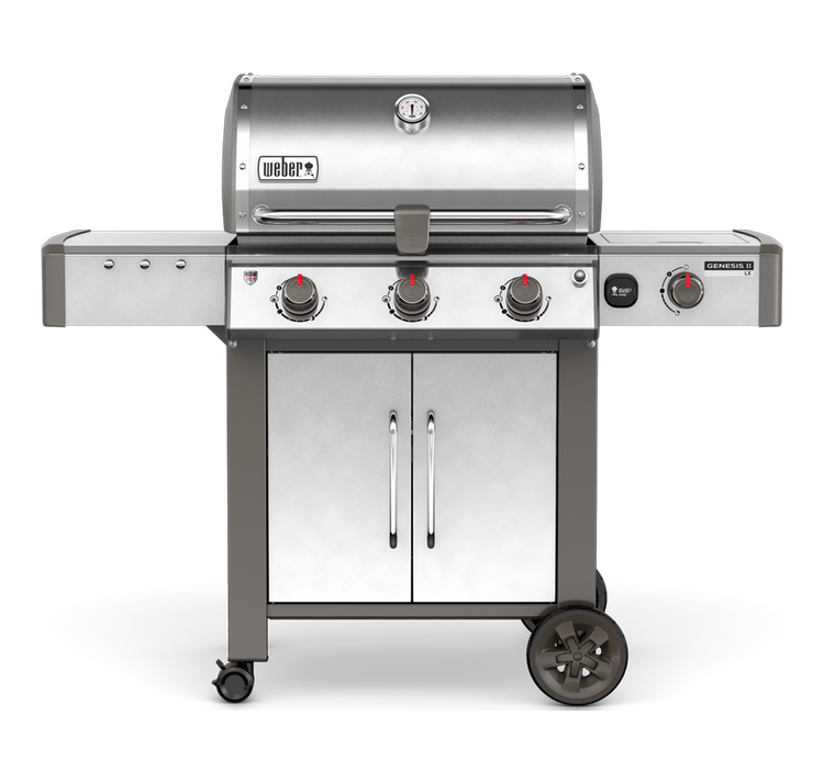 Genesis II LX S-340 Gas Grill (Natural Gas)