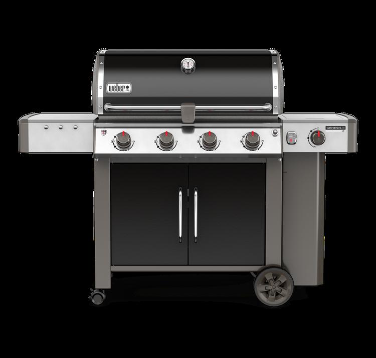 Genesis II LX E-440 Gas Grill