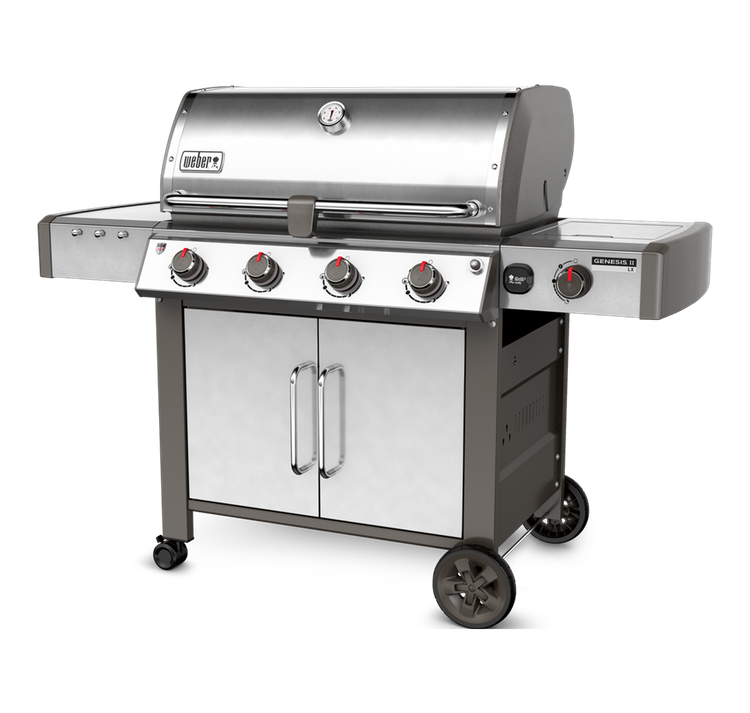 Genesis II LX S-440 Gas Grill (Natural Gas)