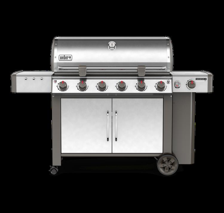 Genesis II LX S-640 Gas Grill