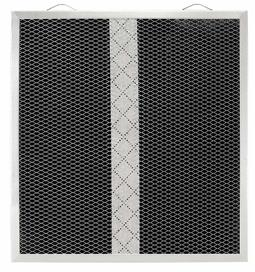 "Broan Non-Ducted Replacement Charcoal Filter 13.680"" x 12.850"" x 0.375"""