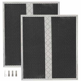 """Broan Non-Ducted Replacement Charcoal Filter 14.624"""" x 9.883"""" x 0.500"""""""