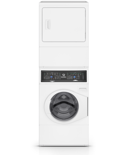 "Speed Queen 27"" Electric Laundry Center - Energy Star"