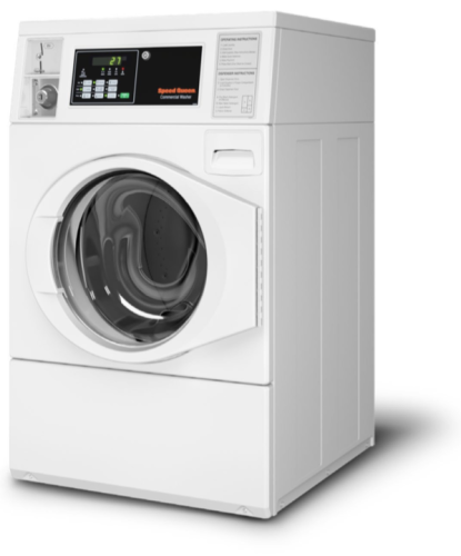COMMERCIAL FRONT CONTROL FRONT LOAD WASHER