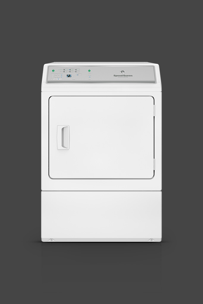 Stacked Electric Dryer