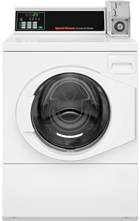 Quantum Rear Control Front Load Washer