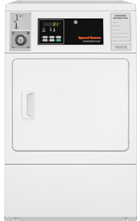 Quantum Front Control Single Dryer