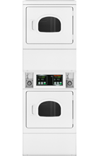 Quantum Commercial Stack Dryer Window