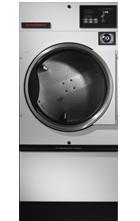 Micro Display Control 25 lb Single Tumble Dryer
