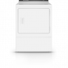 Gas Dryer-White