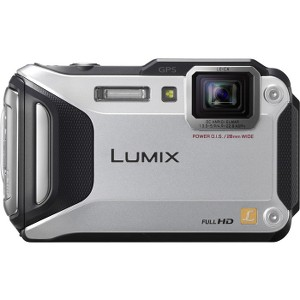 Lumix DMC-TS5 Compact Camera
