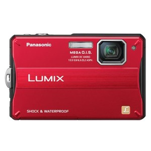 Lumix DMC-TS10 Compact Camera