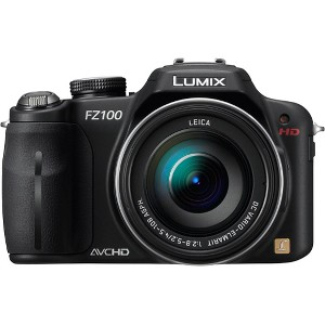 Lumix DMC-FZ100 Bridge Camera