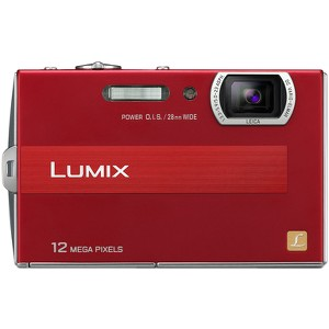 Lumix DMC-FP8 Compact Camera