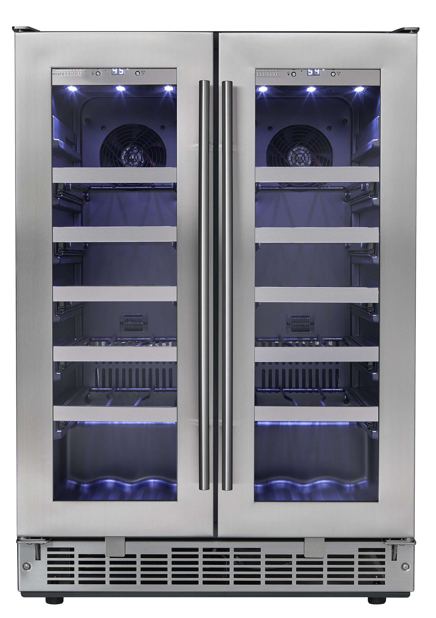"Danby Silhouette NAPA 24"" FRENCH DOOR WINE COOLER"