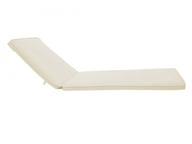 Optional off-white cushion for Big Sur Daybed
