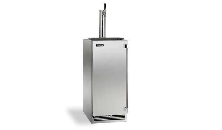 "Perlick 15"" SIGNATURE SERIES OUTDOOR BEER DISPENSER"