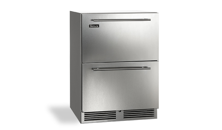 "Perlick 24"" C-SERIES OUTDOOR REFRIGERATOR DRAWERS"