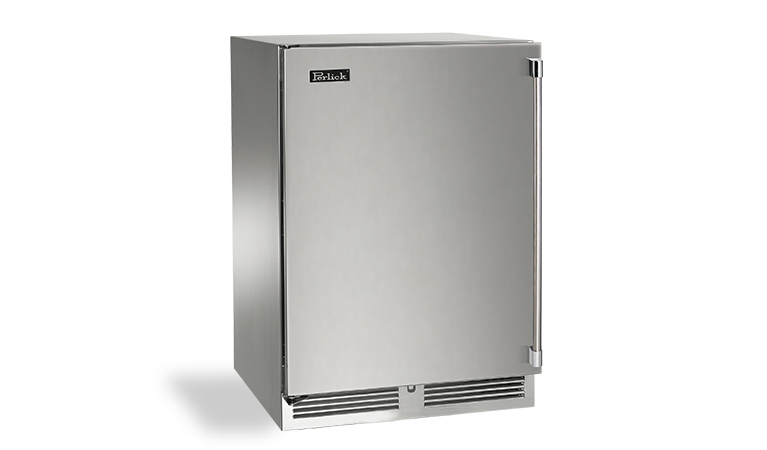 "Perlick 24"" SIGNATURE SERIES DUAL-ZONE OUTDOOR REFRIGERATOR/WINE RESERVE"