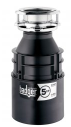 Badger 5XP Garbage Disposal 3/4 HP