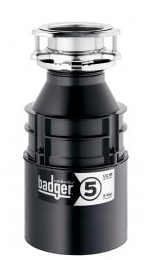 Badger 5 Garbage Disposal 1/2 HP