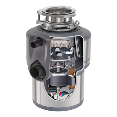 Evolution Excel Garbage Disposal Without Cord