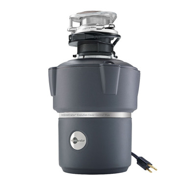 InSinkerator Evolution Cover Control Plus Garbage Disposal with cord