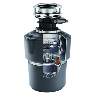 Model: 76944A | InSinkerator Evolution Cover Control Plus Garbage Disposal with cord