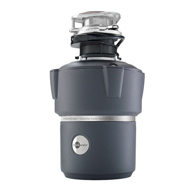 InSinkerator Evolution Cover Control Plus Garbage Disposal