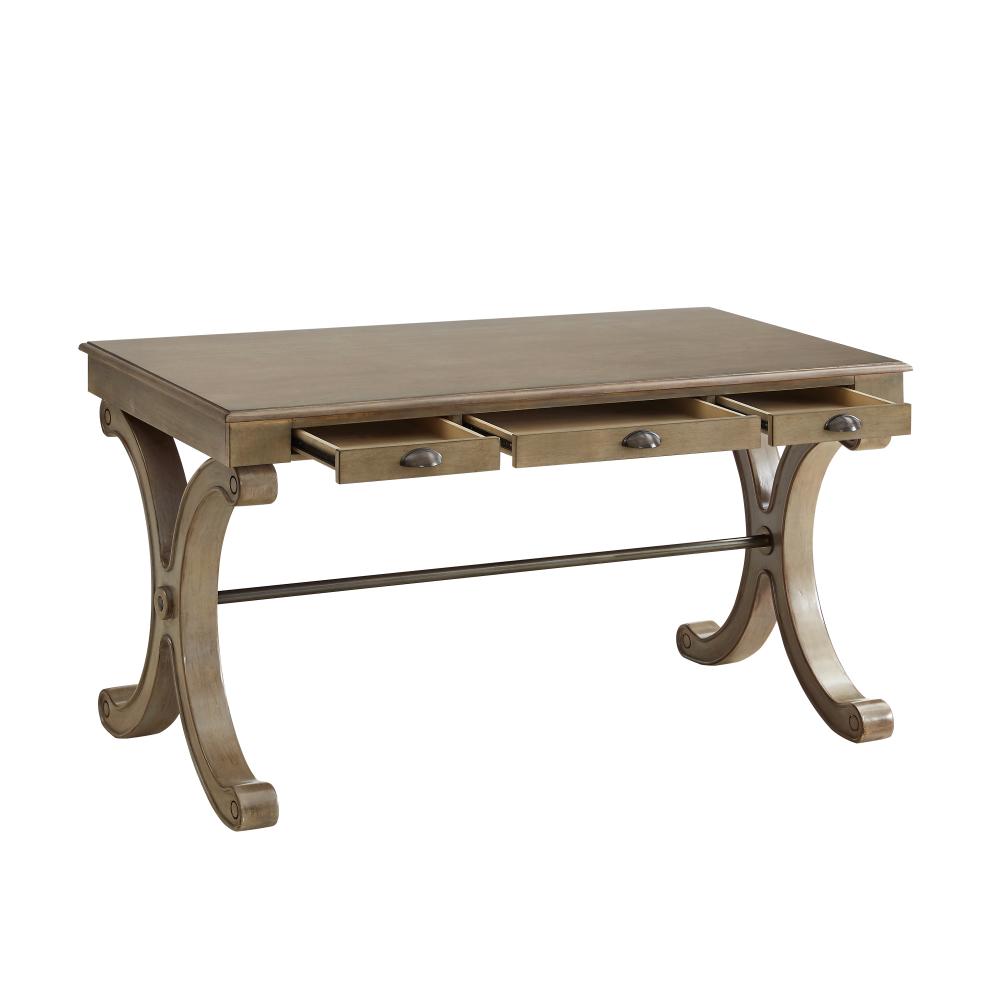 Fieldstone Grey Desk