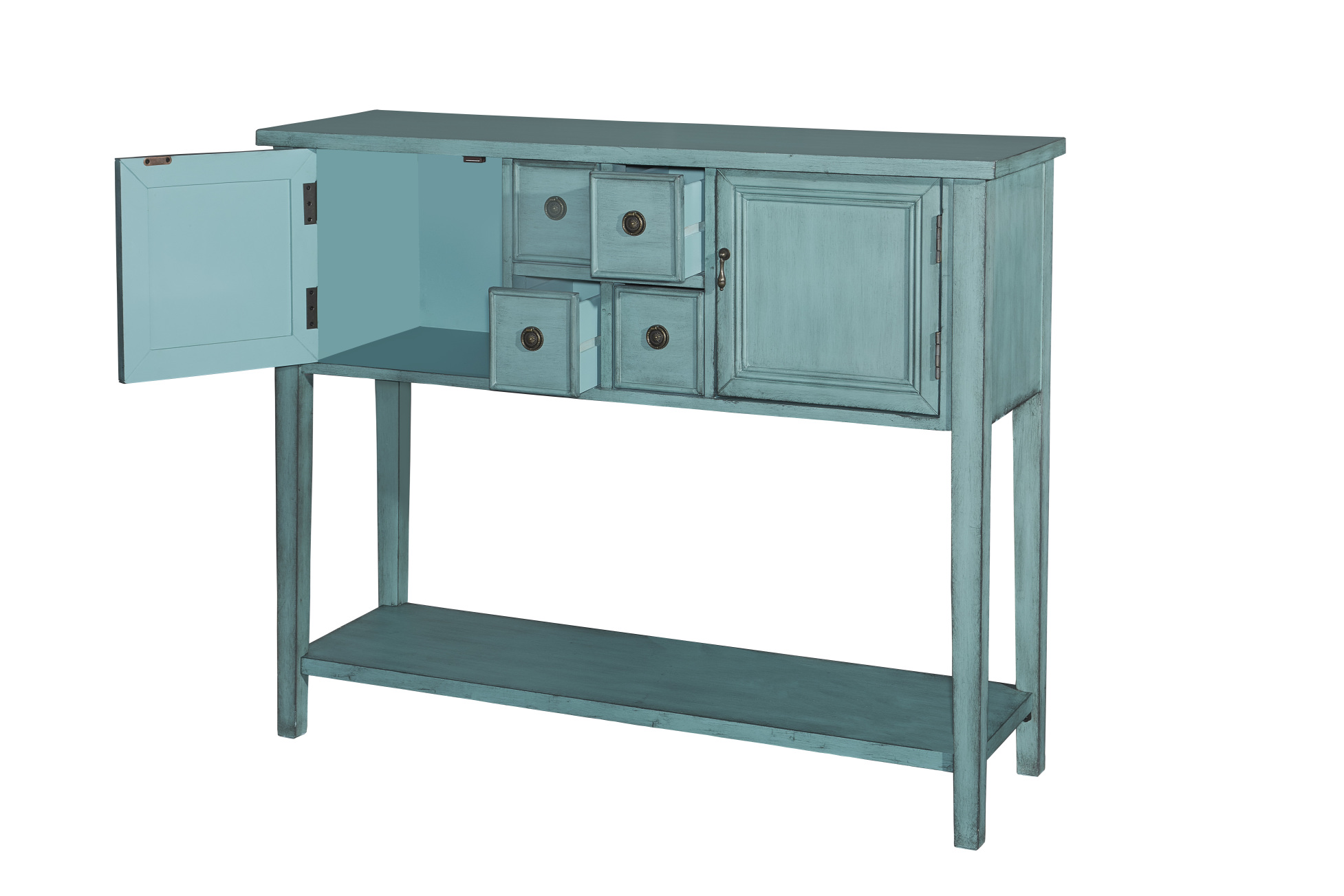 Duplin Blue Console