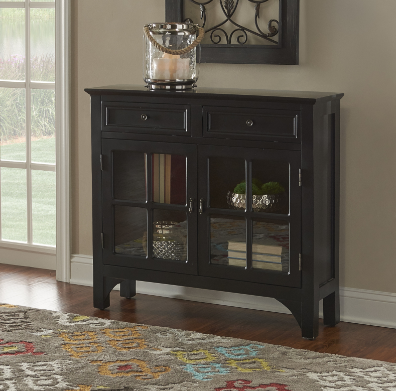 Campbell Black Console