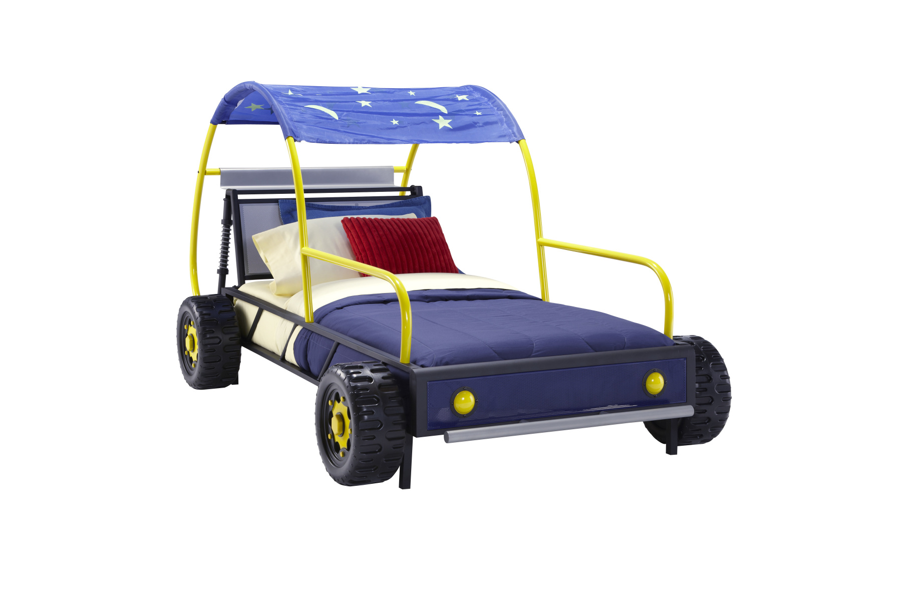 Dune Buggy Car Twin Bed-ships in 2 cartons