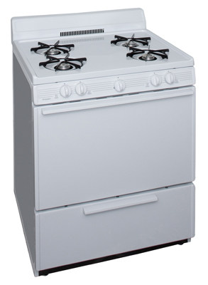30 Inch Electronic Spark Gas Range