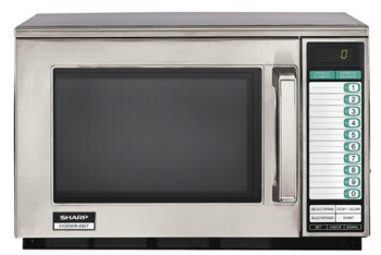 Sharp R-23 GTF Heavy-duty Commercial Microwave