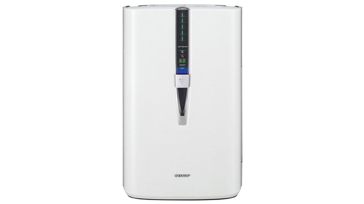 Sharp Appliances PLASMACLUSTER AIR PURIFIER WITH HUMIDIFYING FUNCTION