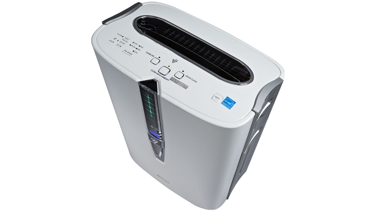 Model: KC-860U | PLASMACLUSTER AIR PURIFIER WITH HUMIDIFYING FUNCTION