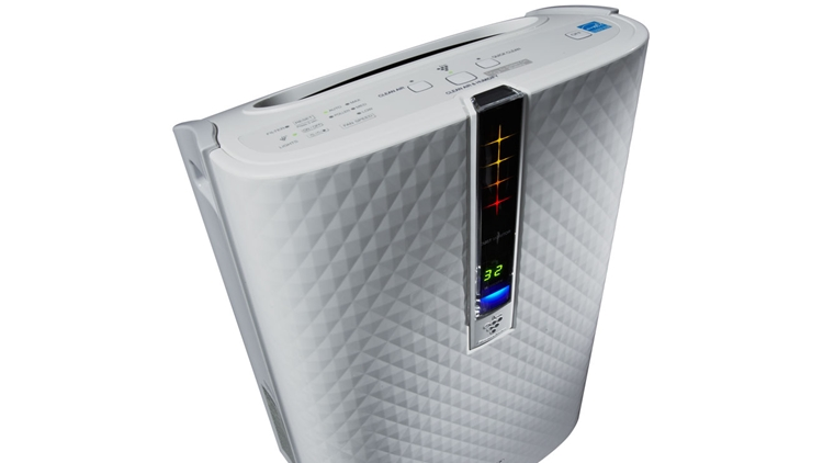 Model: KC-850U | PLASMACLUSTER AIR PURIFIER WITH HUMIDIFYING FUNCTION