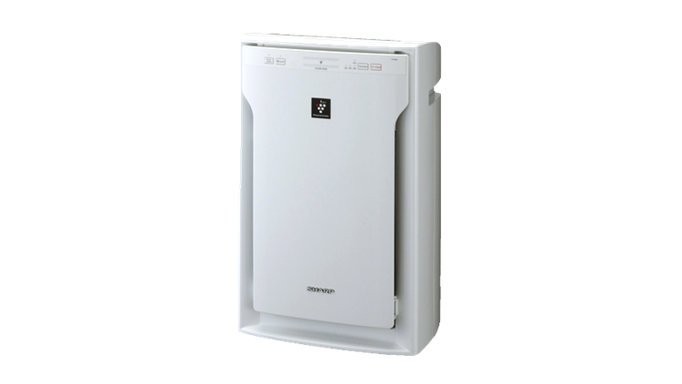 Model: FP-A80UW | Sharp Appliances HEPA AIR PURIFIER WITH PLASMACLUSTER ION TECHNOLOGY