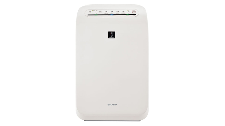 HEPA AIR PURIFIER WITH PLASMACLUSTER ION TECHNOLOGY